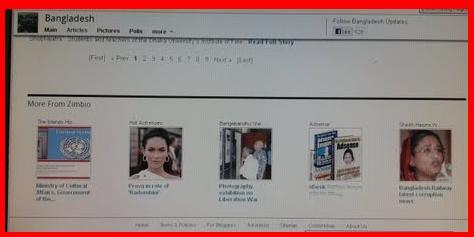 News featured at ZIMBIO websites!