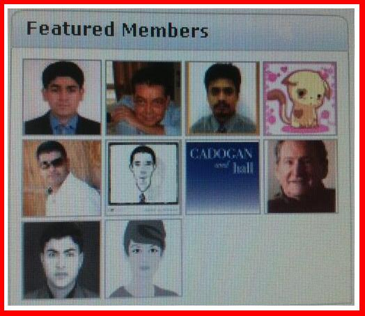 Bilingual's Author on Online Internet portal websites Featured Members!