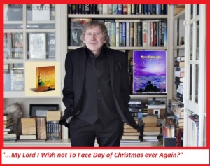 "Author is in deepest thought after reading articles  ""My Lord I Wish not to face Day of Christmas ever Again"" the honorable author acknowledged author Abdul Haye Amin article in his own websites!"